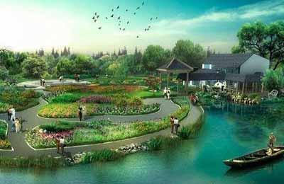 生态农庄设计规划